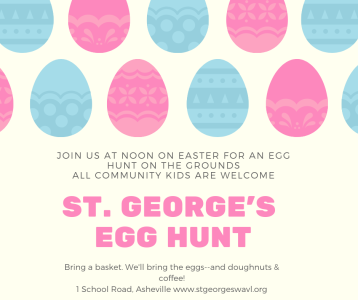 St. George's Egg HUnt